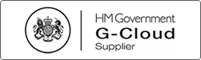 HM Governmebt G-Cloud Supplier Logo