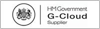 HM Governmebt G-Cloud Supplier Logo